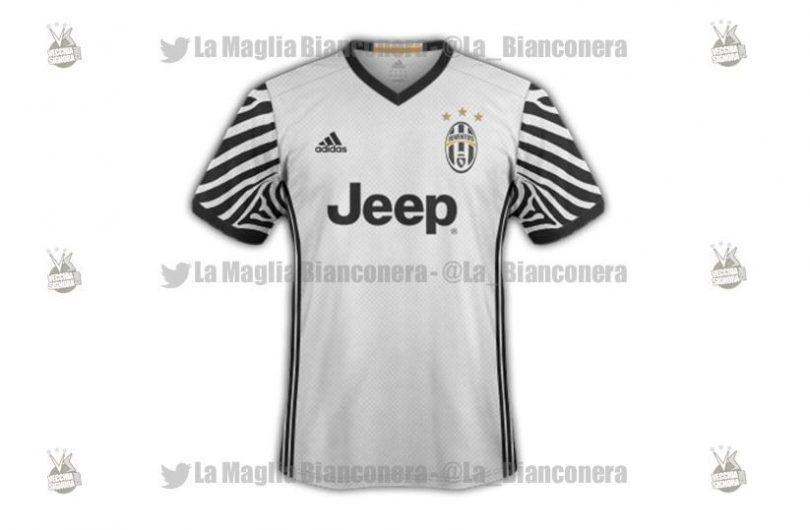 Maglia Juventus 2016-2017 - third