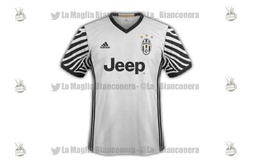Maglia Juventus 2016