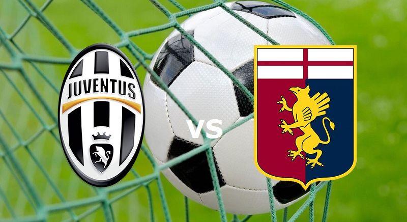Juventus Genoa live