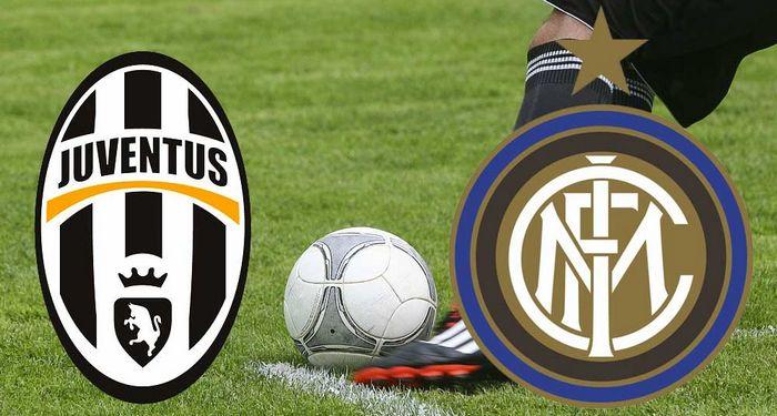 Juventus Inter formazioni
