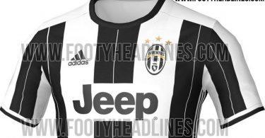 Maglia Juventus 2016-2017