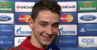 Mattia De Sciglio - juve news calciomercato