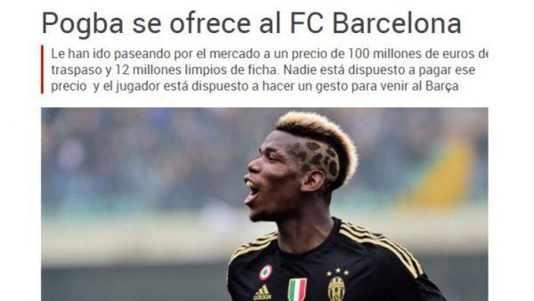 Pogba Sport.es