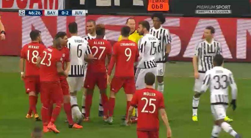 Bayern Juventus 4-2