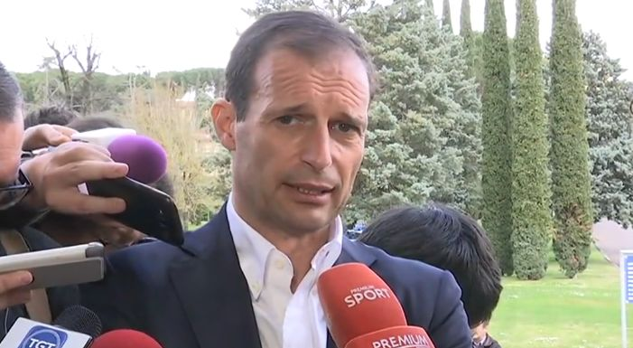 Allegri panchina d'Oro 2015