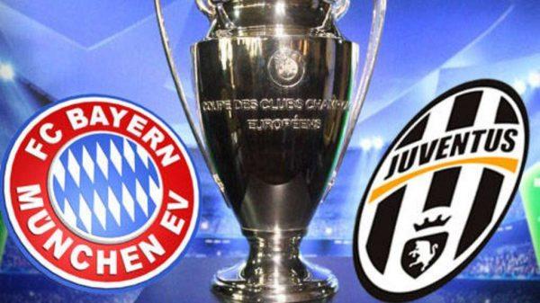 Bayern Monaco Juventus - Champions League