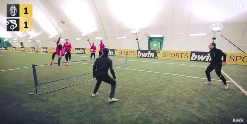 Video - Juventus vs Freestyler