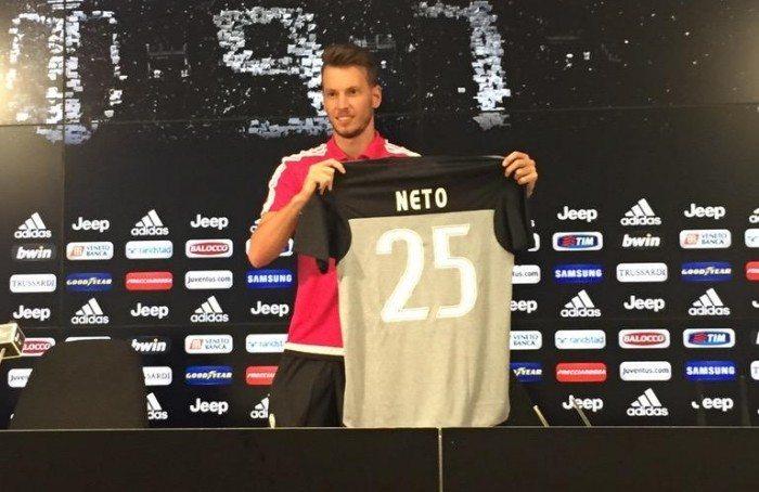 Neto - Juventus news