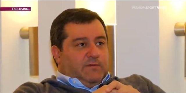 """Raiola: """"la verità su Pogba, Lukaku, Mkhitaryan, Kean e Hector"""""""