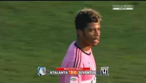 Atalanta Juventus 0-2