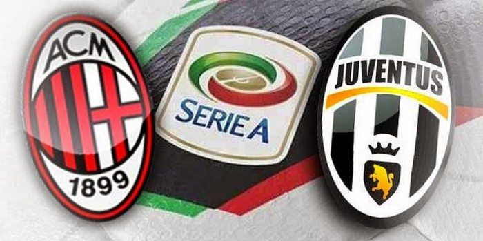 Milan-Juventus live