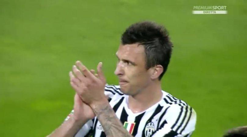 Juventus Lazio 3-0 - Mandzukic - juventus news