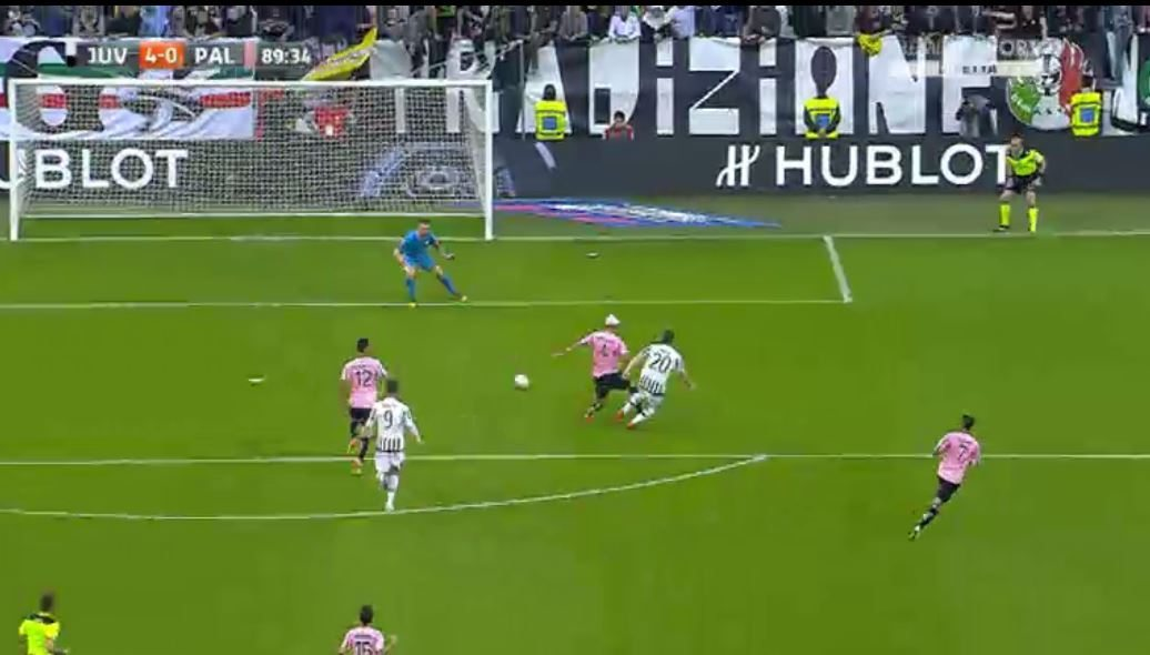 Juventus Palermo 4-0: video gol, highlights e pagelle ...