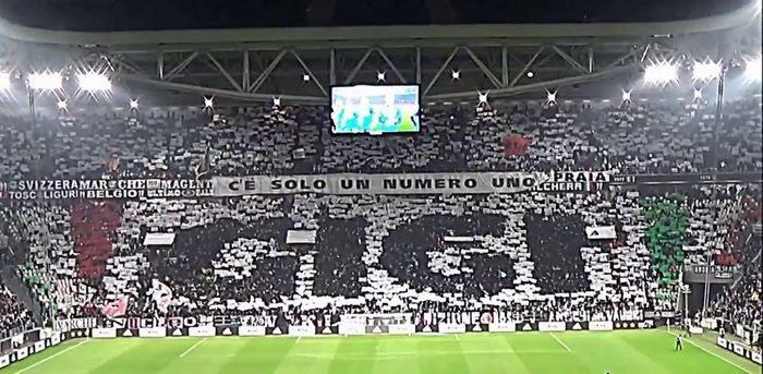 Juventus Stadium - Spettatori
