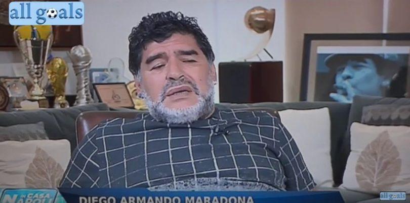 Maradona Juventus