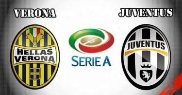 Verona Juventus formazioni