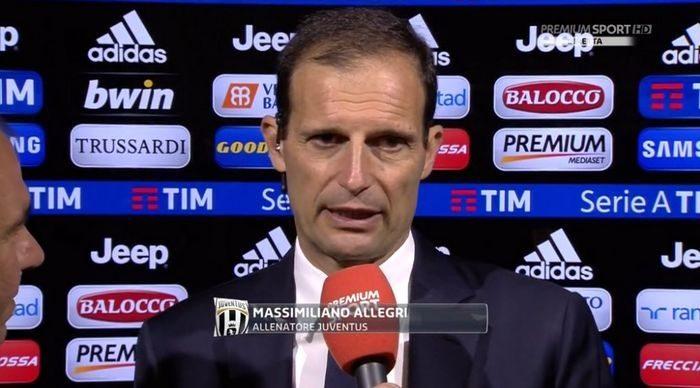 Allegri - Juventus Carpi 2-0