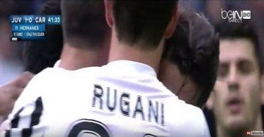 Juventus Carpi 2-0