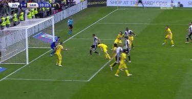 Juventus-Sampdoria 5-0