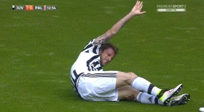 Marchisio - infortunati juventus