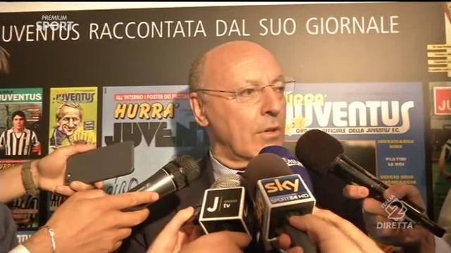 Marotta - mercato Juventus 2016