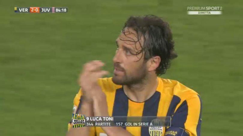 Verona Juventus editoriale