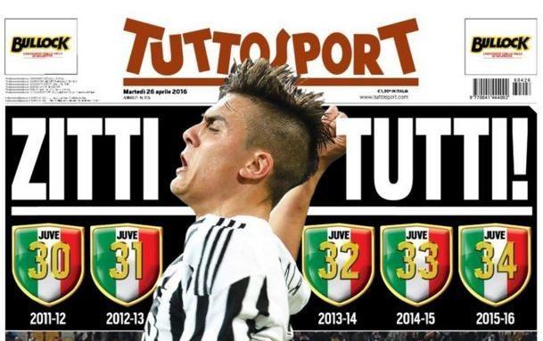 Aidacon Contro La Juventus Gli Scudetti Sono 32 Jmaniait