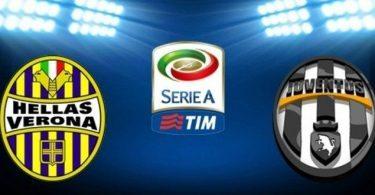 Verona Juventus live