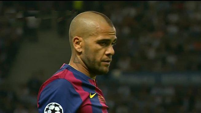 Dani Alves - Barcellona