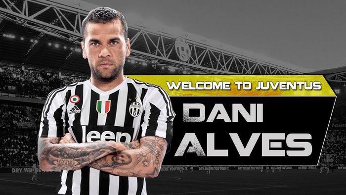 Dani Alves - Juventus news