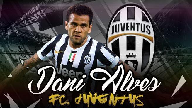 Dani Alves ufficiale