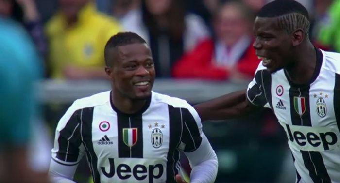 Evra 2017 - Juventus ufficiale
