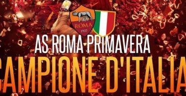 Juventus-Roma Primavera campione