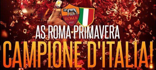 Juventus-Roma 6-7 dcr: giallorossi campioni d'Italia Primavera, video gol