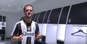 Pjanic ufficiale Juventus