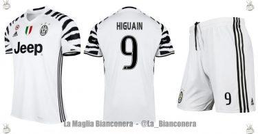 Maglia Juventus 2016-2017 third