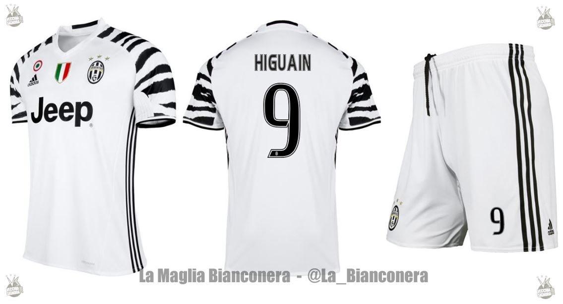 Terza Maglia Juventus merchandising