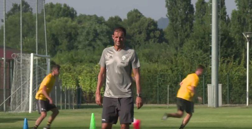 Allegri - Juventus 2016-2017