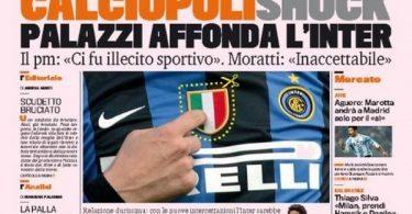 Calciopoli - Tar - scudetto di cartone