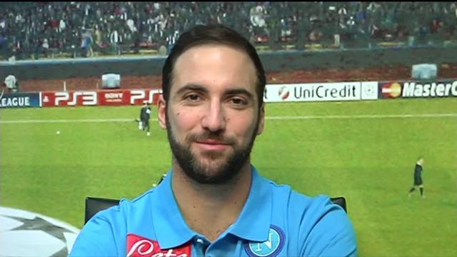 Calciomercato Juventus - Higuain