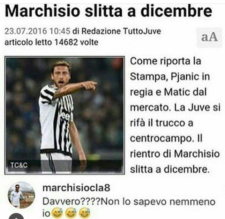 Marchisio La Stampa