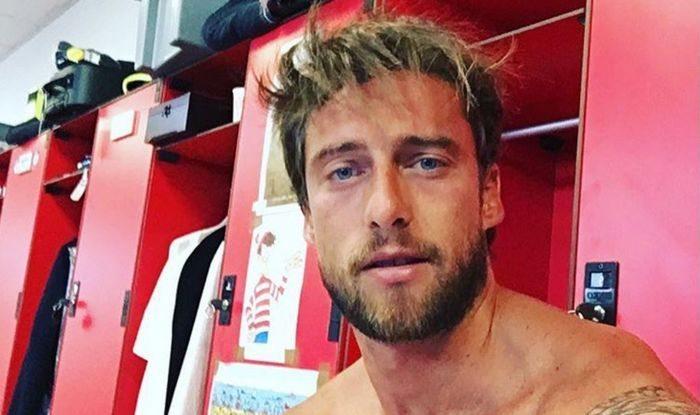 Marchisio - infermeria Juve