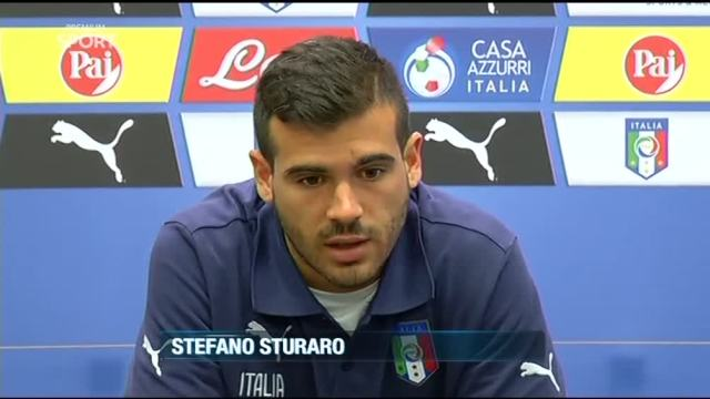 Sturaro infortunato