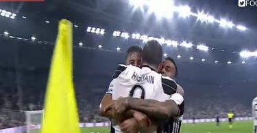 Juventus-Fiorentina 2-1 video