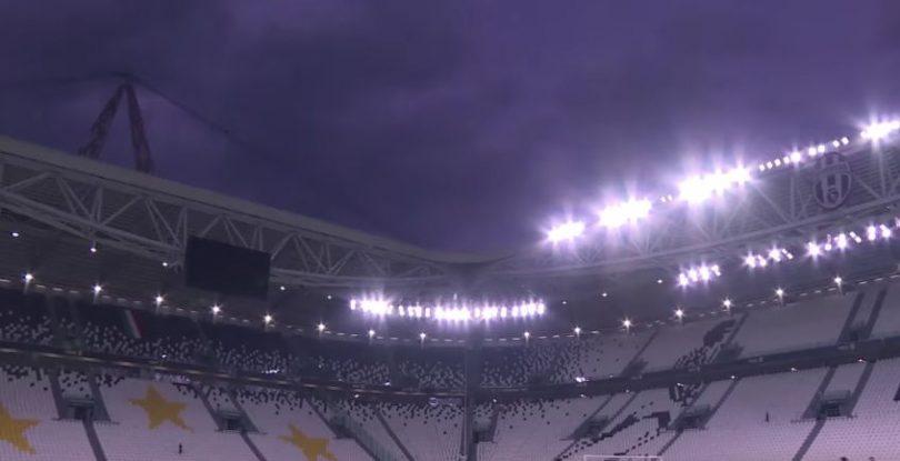 Juventus Stadium Napoli