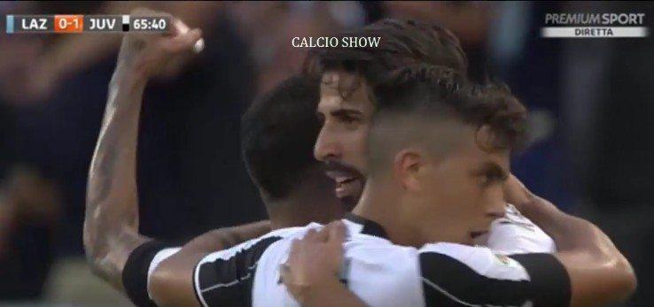 Lazio-Juventus 0-1 video