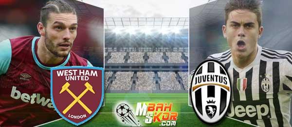 West Ham-Juventus formazioni