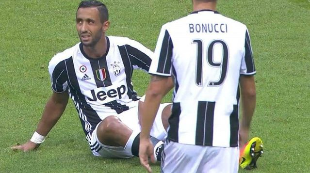 Benatia infortunato