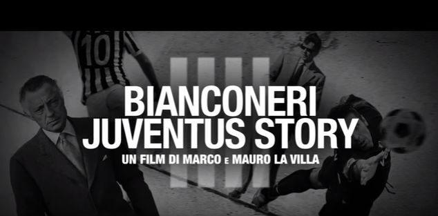 Bianconeri – Juventus Story: il film al cinema dal 10 al 12 ottobre (Trailer)