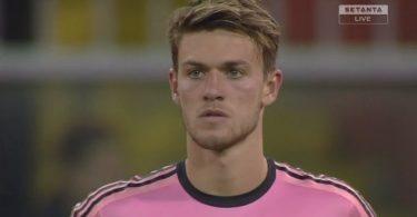 Juventus news - Daniele Rugani